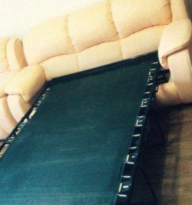 Диван и кресло-реклайнер