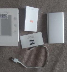 Внешний аккумулятор Xiaomi Mi Power 2 1000мАч.