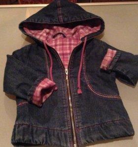 Куртка 86-92 р