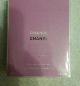Шанель Шанс туалетная вода женская