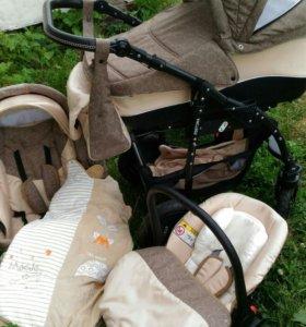 Детская коляска 3 в 1 Farfello Fortuna