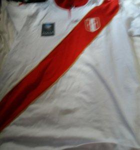 Поло сборной Перу новая