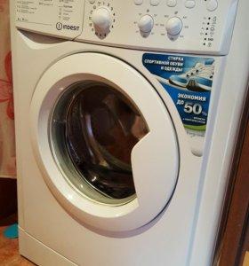 стиральная машина INDESIT iwuc 4105