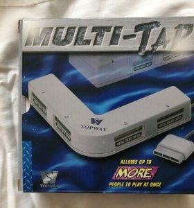 Multi-tap для Sony Playstation