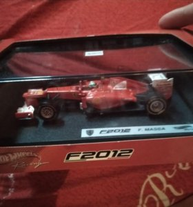 Масштабная модель Ferrari F2012 Felipe Massa