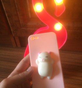 Чехол на iPhone 5(s)