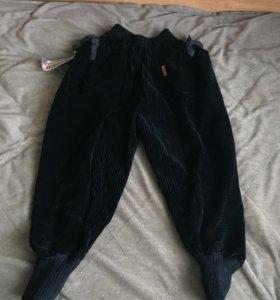 Новые детские штаны,тёплые