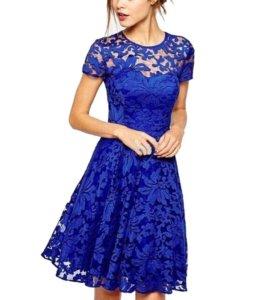 Новое красивое платье.разм.42-44