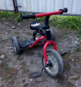 Трехколесный велосипед ДЕЛЬФИН