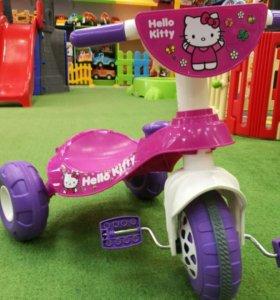 Детский велосипед Hello Kitty Pilsan (07-168)