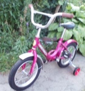 "Велосипед Феникс 14"" колеса"