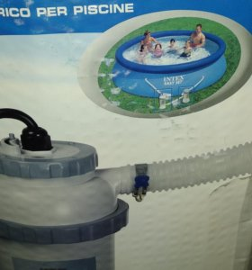 Водонагреватель для бассейна INTEX HT30220