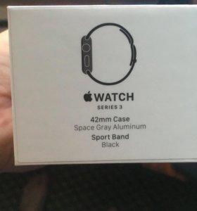 Apple Watch series 3!!!