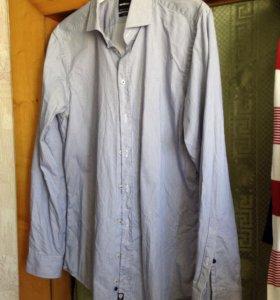 Рубашка новая 50-52/XL ХЛОПОК
