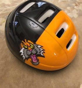 Защитный детский шлем