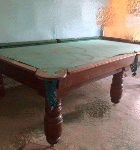 Бильярдный стол 10 футов