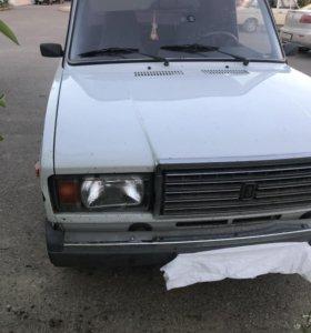ВАЗ (Lada) 2107, 2011