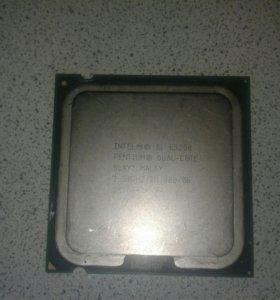 Процессор intel pentium dual-core e5200 775socket