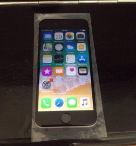 iPhone 6 Space Gray 16гб