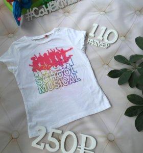 Летняя футболочка 5лет 6лет