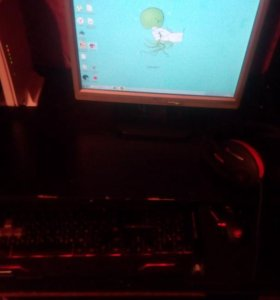Игровой ПК GTX750 комплект