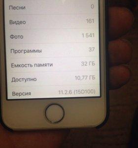 Айфон 5 s 32 g