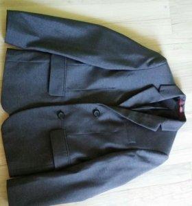 Пиджак от 7 др 10 лет