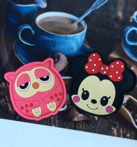 Коврики для горячего чая и кофе