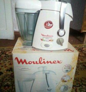 Соковыжималка Moulinex