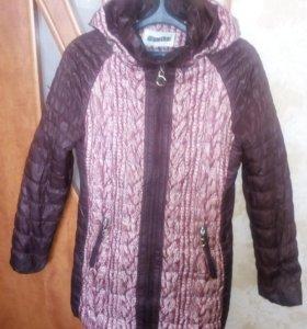 Пальто, куртка(300р)