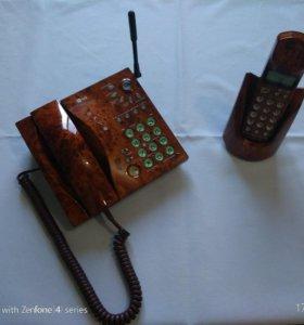 Телефон стационарный с отдельной базой