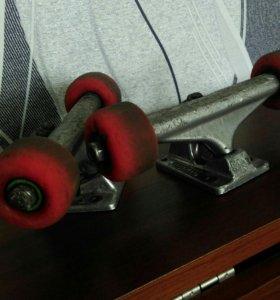 Скейт Траки на скейт