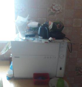 Посудомойка рабочая , использовалась пол года.