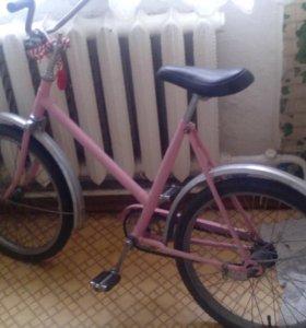 ссср велосипед в отличном состоянии