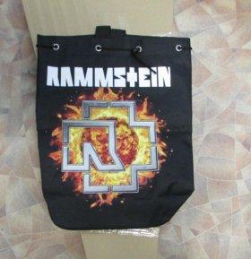 Торба rammstein новая.