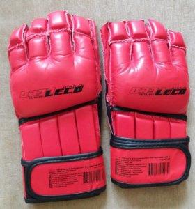 Перчатки для рукопашного боя натур.кожа размер L