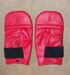 Перчатки снарядные размер L
