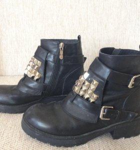 Ботинки GLOSSI весенние и зимние
