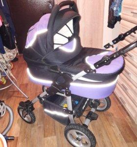 продам детскую коляску Rico 3 в 1