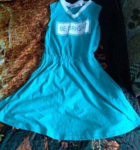 Платье и комбенезон