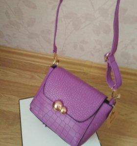 Новая сумочка 18*17*7 см