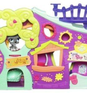 Домик Littlest Pet Shop