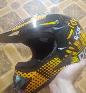Кроссовый шлем ECE GEAR