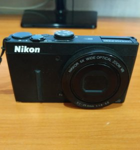 Nikon COOLPIX P340+комплект аксессуаров