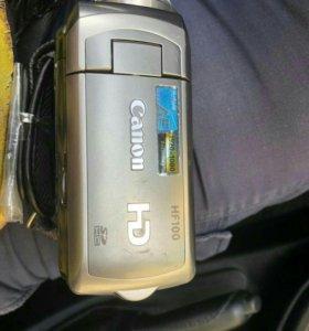 Видеокамера Canon HF100 Full HD
