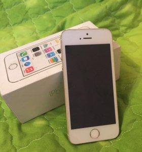 iPhone 5s на 64г