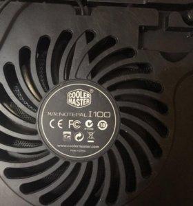 Охлаждающая система для ноутбуков