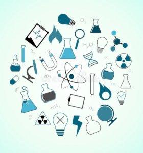 Работы по химии