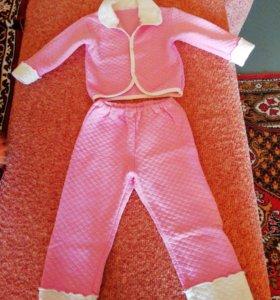 Пижама детская на 2-3года