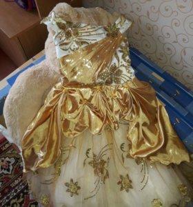 Платье ! На 5-6 лет